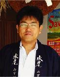 いいやま広小路会議 代表・田中さん